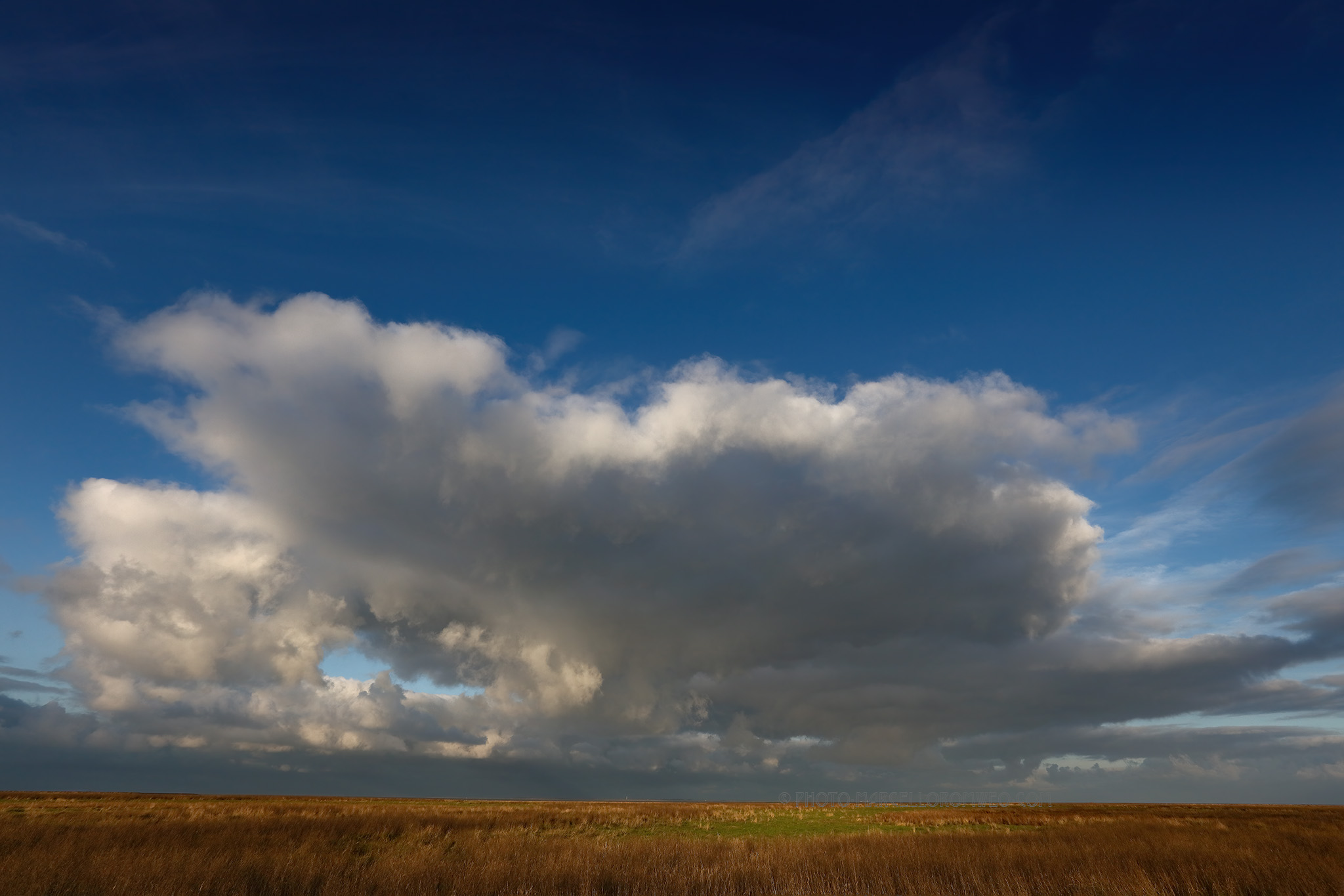 Wolkenlucht; Cloudy Sky
